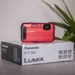 Panasonic LUMIX DMC-FT30 Digital Camera